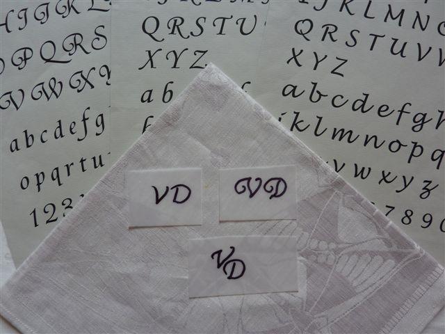 Weblog.Victoria.uitzoeken borduurletter