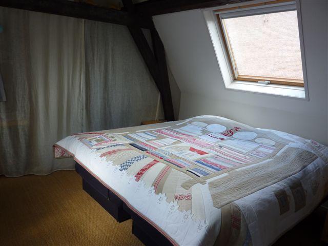 Weblog.quilt thuis op bed 5-11