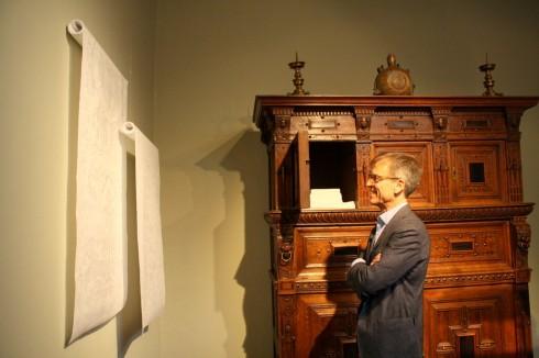 w. Rubenshuis, de directeur